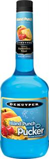Dekuyper Island Punch Pucker 750ml